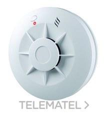 GOLMAR 21070018 Detector humos 2 vías DH-4703WL