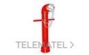 Codo fijo entrada racor BARCELONA 100 salida 45 con referencia COFE100/1 de la marca GRUPO DE INCENDIOS.