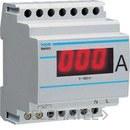 AMPERIMETRO DIGITAL 0-600A LECTURA TRANSFORMADOR SR600 con referencia SM601 de la marca HAGER.