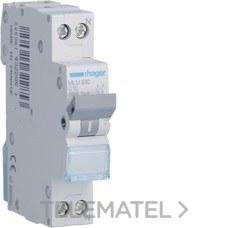 HAGER MLU516 Automático magnetotérmico ML curva-C 1P+N 16A
