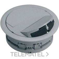 CAJA SALIDA CABLE 20mm GRIS con referencia G84007035 de la marca HAGER.