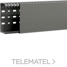 HAGER BA7A60120 Canal de cuadro+tapa PVC BA7A 60x120 gris