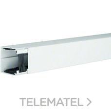 HAGER LFF6015009010 Canal distribución LFF 60x150mm PVC blanco nieve