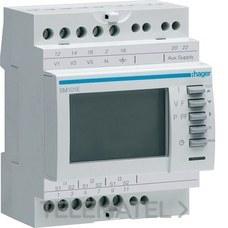 HAGER SM101E Central modular medida