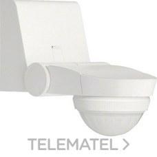 HAGER EE840 Detector movimiento IP55 360° blanco