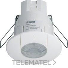 HAGER EE815 Detector presencia IP41 360° salida ON/OFF