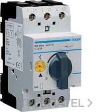 HAGER MM509N Guardamotor 6kA 4-6,3A