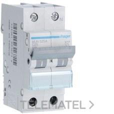 HAGER MUN525A Interruptor automático 1P+N 25A curva-C 6kA