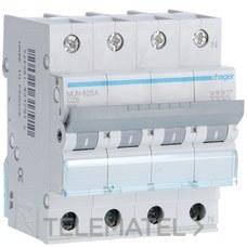 HAGER MUN625A Interruptor automático 3P+N 25A curva-C 6kA