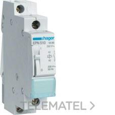 HAGER EPN510 Telerruptor 230V 16A 1NA
