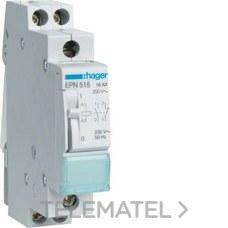 HAGER EPN515 Telerruptor 230V 1NA+1NC