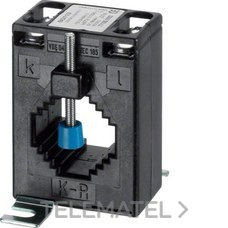 HAGER SRA01255 Transformador intensidad 125/5A
