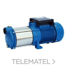 HASA 7588 Electrobomba centrífuga monobloc NIZA 4.4M 0,75CV turbina inox