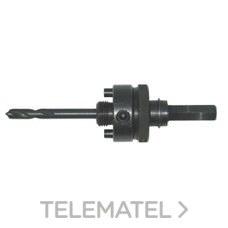 HAUPA 231999 Adaptador corona bimetálica 32-152mm