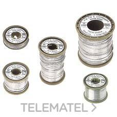 ALAMBRE PARA SOLDAR ELECTRONICO 2,5 DIAMETRO 2 500g con referencia 160454 de la marca HAUPA.