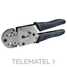 ALICATES HUPCOMPACT HC03 PARA TERMINAL +CONECTORES con referencia 213092 de la marca HAUPA.