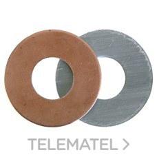 ARANDELA CUPAL DIAMETRO 10mm con referencia 293810 de la marca HAUPA.