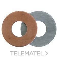 ARANDELA CUPAL DIAMETRO 16mm con referencia 293816 de la marca HAUPA.