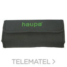 BOLSA VARIO SIN EQUIPAR 215x290mm NYLON con referencia 102042 de la marca HAUPA.