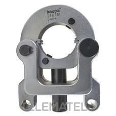Cabezal de prensado U-KO-6 para 216760-1 con referencia 216761 de la marca HAUPA.
