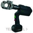 CORTA ALAMBRES HIDRAULICO 32mm BATERIA RECARGABLE con referencia 216426 de la marca HAUPA.