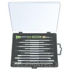 Destornillador para electrico//a 2 componentes 195mm Haupa 101522