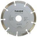 MUELA PARA TRONZAR DIAMANTE 180mm con referencia 230705 de la marca HAUPA.