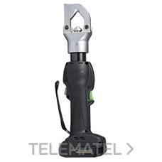 Prensaterminales electrohidráulico SDE240-6M 10-240mm2 con referencia 216669/M de la marca HAUPA.