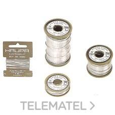SOLDADURA PARA ELECTRONICA 1,5mm con referencia 160012 de la marca HAUPA.