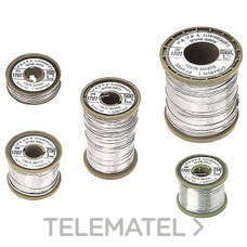 SOLDADURA PARA ELECTRONICA 1mm con referencia 160026 de la marca HAUPA.