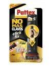Adhesivo Pattex no más clavos Click&Fix 30g con referencia 2312987 de la marca HENKEL.