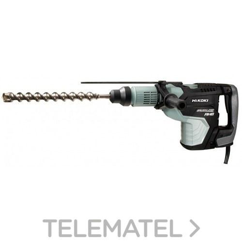 MARTILLO COMBINADO ANTIVIBRACION 45mm SDS MAX AHB con referencia DH45ME de la marca HITACHI TOOLS.