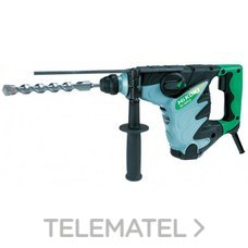 MARTILLO PERFORADOR 850W 0-900rpm/0-3700imp con referencia DH30PC2 de la marca HITACHI TOOLS.