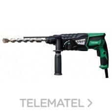 MARTILLO PERFORADOR SDS PLUS 850W 3,4J con referencia DH28PBY de la marca HITACHI TOOLS.