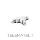 Derivación toma alimentación en T blanco con referencia 841590115 de la marca HOFF LIGHTS.