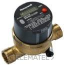 """CONTADOR ENERGIA MECANICO SALIDA IMPULSO 3/4"""" 2,5m3 con referencia EW447P2000 de la marca HONEYWELL."""