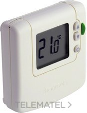 TERMOSTATO DIGITAL FUNCION ECO DT90 con referencia DT90E1012 de la marca HONEYWELL.