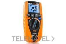 Multímetro JUPITER multifunción para la verificación de instalaciones eléctricas con referencia 0191 de la marca HT-INSTRUMENTS.