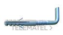 ALCAYATA CALENTADOR 4,5x60mm (BOLSA 2u) con referencia 25554560 de la marca HYDRAFIX.