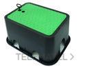 ARQUETA JARDIN 420x320x200mm POLIPROPILENO GRIS con referencia 364504232 de la marca HYDRAFIX.