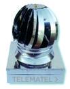 DEFLECTOR EOLICO 220x220mm ACERO GALVANIZADO con referencia 41532222 de la marca HYDRAFIX.