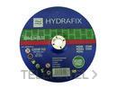 DISCO ABRASIVO PARA PIEDRA 115x2,5x22mm con referencia 8900P11525 de la marca HYDRAFIX.