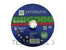 DISCO ABRASIVO PARA PIEDRA 230x2,5x22mm con referencia 8900P23025 de la marca HYDRAFIX.