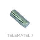 Espárrago M4x20 acero zincado con referencia 2311420 de la marca HYDRAFIX.