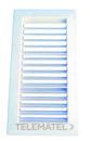 REJILLA PLASTICO VERTICAL CON MARCO con referencia 3500AN de la marca HYDRAFIX.