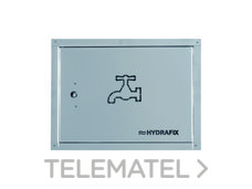 TAPA CONTADOR 30x40cm CON CERRADURA INOXIDABLE con referencia 37800I de la marca HYDRAFIX.