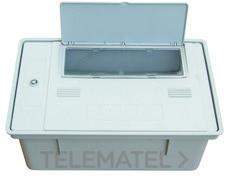 Tapa contador 49x33x18cm caja+cerradura poliestireno con referencia 35900CV de la marca HYDRAFIX.