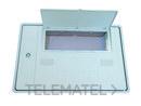 Tapa contador 49x33x3cm marco+cerradura poliestireno con referencia 35900MV de la marca HYDRAFIX.