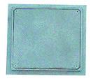 TAPA REGISTRO ALUMINIO ESTANCA 30x30cm con referencia 6140B30 de la marca HYDRAFIX.