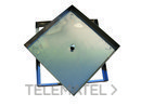 TAPA RELLENABLE 63x63x5cm GALVANIZADA con referencia 375006363 de la marca HYDRAFIX.